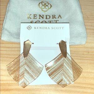 Kendra Scott Astoria Gold Earrings